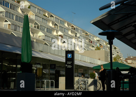 The Brunswick Shopping Centre near Russell Square London England - Stock Photo