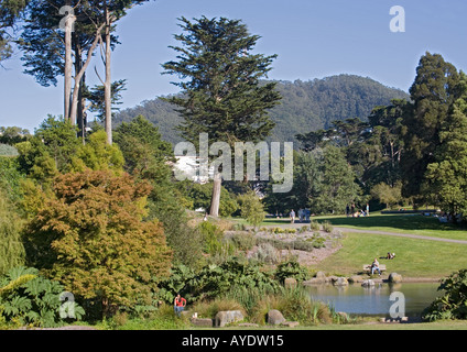 San Francisco Botanical Garden Strybing Arboretum