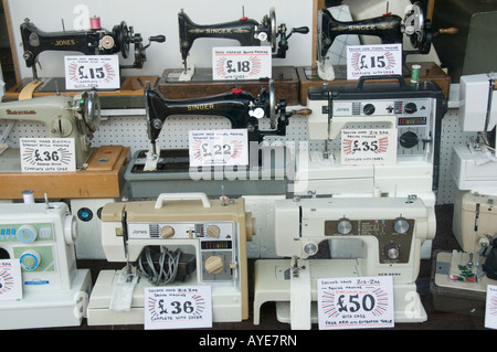 Collection Of Old Sewing Machines Stock Photo 40 Alamy Stunning Old Sewing Machines For Sale