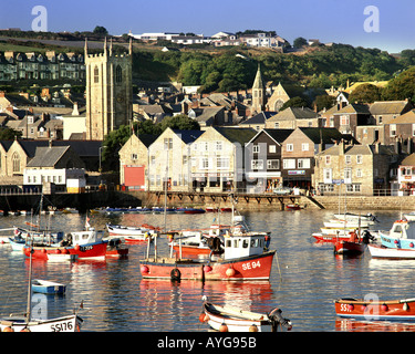 GB CORNWALL: St Ives - Stock Photo