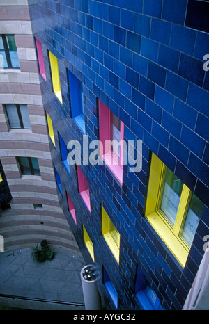 Number One Poultry by James Stirling London England UK Europe - Stock Photo