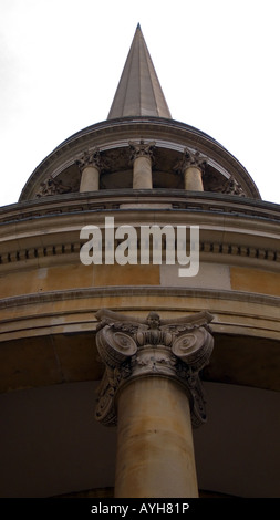 All Souls Church Langham Place London England UK - Stock Photo