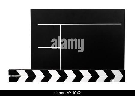 Clapboard - Stock Photo