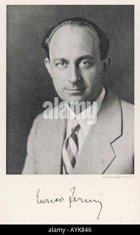 Fermi 1901 1954 - Stock Photo