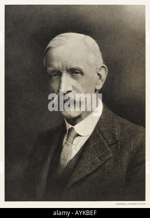 Sir Frederick G Hopkins - Stock Photo