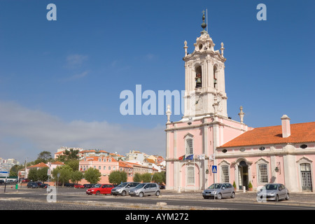 Queluz Portugal Pousada Dona Maria I - Stock Photo