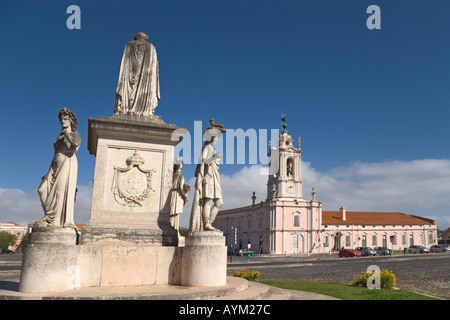 Queluz Portugal Pousada Dona Maria I - Stock Photo