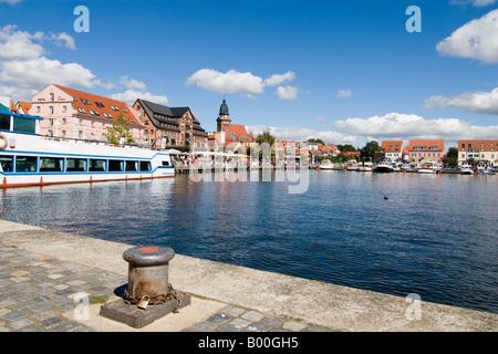 Warener panorama - Stock Photo