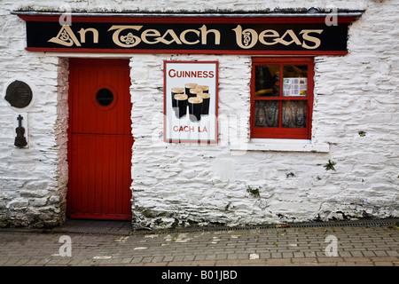 Teach Beag Clonakilty Co. Cork Ireland - Stock Photo