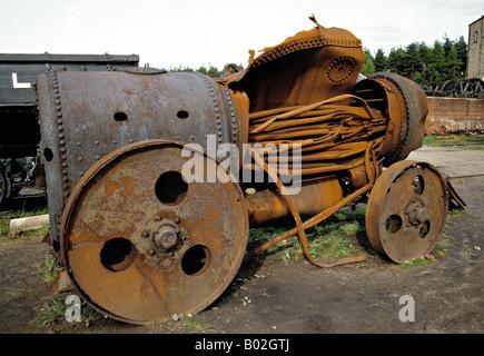 rust steam boiler tubes Stock Photo: 121299289 - Alamy