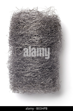 Steel Wool - Stock Photo