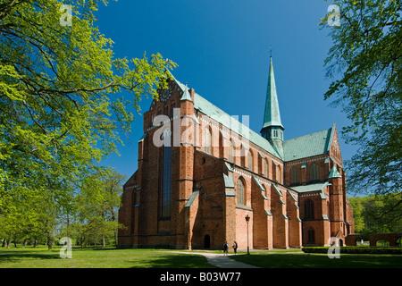 Bad Doberaner Münster Church Kirche Zisterzienserkloster Cistercian monastery Germany - Stock Photo