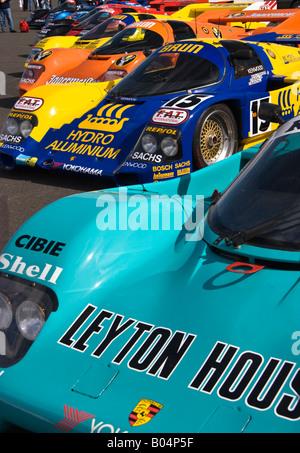 Porsche Group C - Stock Photo