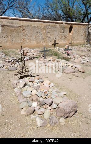 Old Jesuit Mission Tumacacori Arizona USA