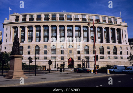 Unilever House, Blackfriars, City of London, London, England, UK - Stock Photo