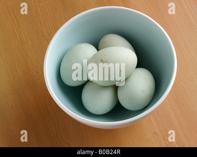 Free range eggs editorial food - Stock Photo