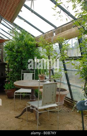 Petersham Nurseries - Stock Photo