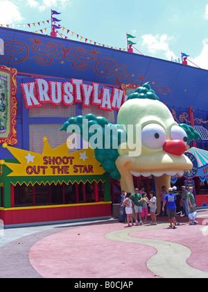Universal Krusty - Stock Photo