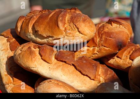 BASQUE PRODUCTS BILBAO BIZKAIA BASQUE COUNTRY SPAIN - Stock Photo