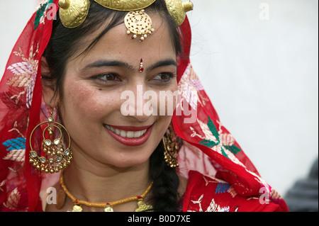 Vaisakhi Mela - Sikh New Year - Celebrations in London - Stock Photo