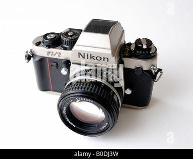 Nikon F3 SLR camera