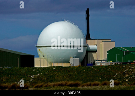 Dounreay nuclear power station, Caithness, Highlands, North Scotland UK Europe - Stock Photo