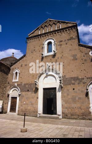 Casertavecchia, Province of Caserta, Campania, Italy - Stock Photo