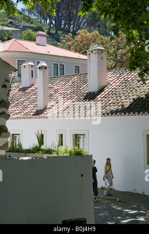 Caldas de Monchique, Algarve, Portugal - Stock Photo