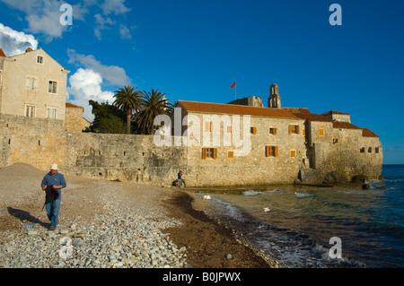 Budva Montenegro Europe - Stock Photo