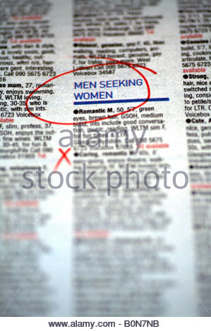 Men seeking men classified