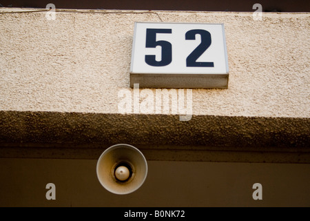 52, bullhorn ,periphery, leaved factory, el saler, - Stock Photo