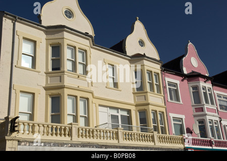 Barry Island in Wales - Stock Photo