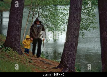 'Occom Pond' 'Dartmouth College' Hanover 'New Hampshire' USA - Stock Photo