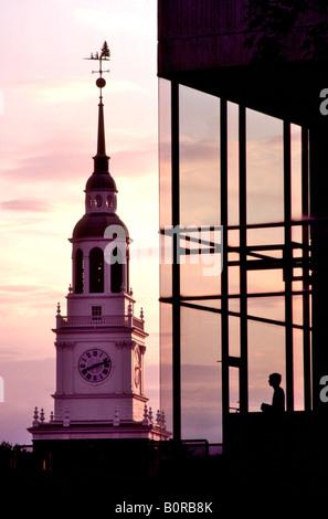 Dartmouth College - Stock Photo