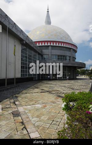 Royal Regalia Museum, Bandar Seri Begawan, Brunei - Stock Photo