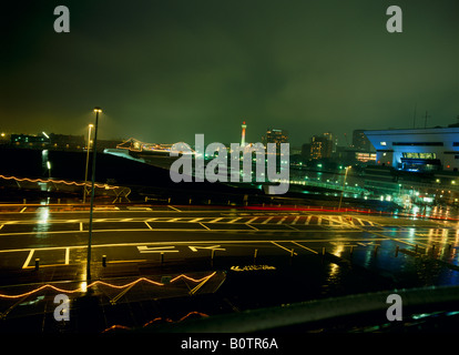 Cityscape, Yokohama, Japan - Stock Photo