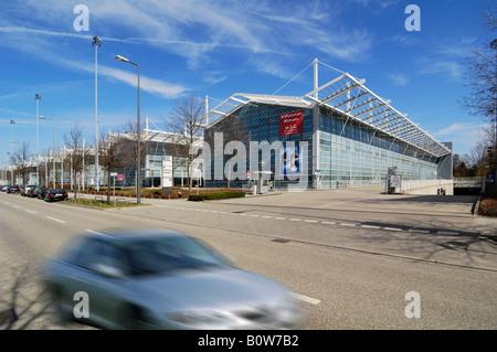 Munich Order Centre, M, O, C, Munich, Bavaria, Germany - Stock Photo