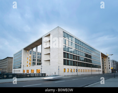 Auswaertiges Amt, German Foreign Office, Ministry of Foreign Affairs, Berlin, Germany - Stock Photo