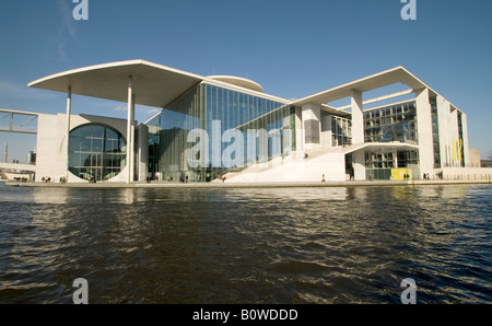 Marie-Elisabeth-Lueders-Haus Building, government district, Berlin, Germany, Europe - Stock Photo