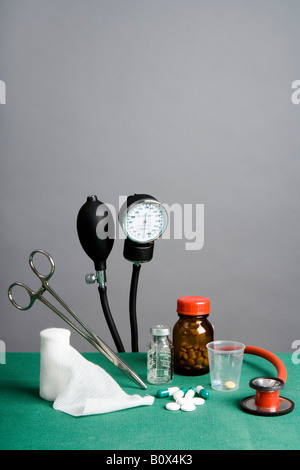 Medical equipment - Stock Photo