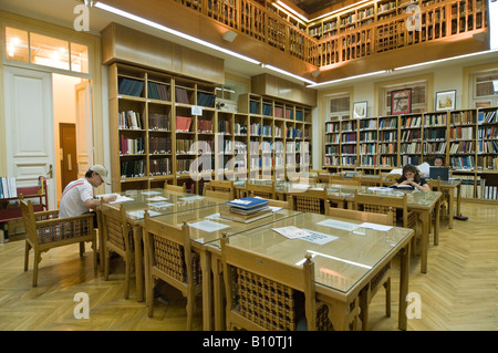 main reading room, Special Collections and Rare Book ...