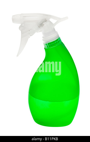 generic spray bottle put on your own label - Stock Photo