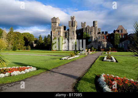 ... Ashford Castle, Cong, County Mayo, Ireland   Stock Photo