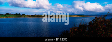 Westport Bay, Co Mayo, Ireland - Stock Photo