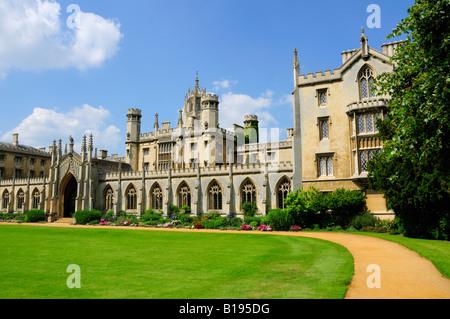 St Johns College Cambridge England UK