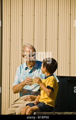 Spending time together - Stock Photo