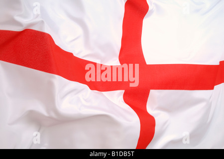 St George Cross England flag - Stock Photo
