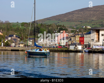 Bantry Bay West Cork Ireland - Stock Photo