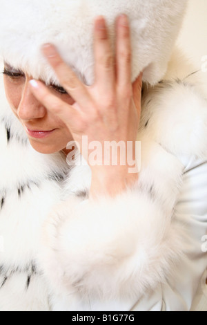 Artist Is Wearing White Women as Scarves to Send a Controversial     Shutterstock Zoe Bandana Head Scarf And Neck Tie   Pack
