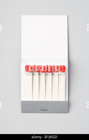 A book of matches - Stock Photo
